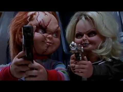 💀  Rob Zombie - Living Dead Girl (Bride of Chucky) 🔪