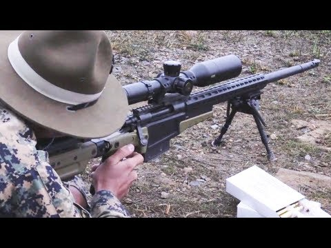 Marine Corps Shooting Team Quantico