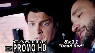 "Castle 8x11 Promo - Castle Season 8 Episode 11 Promo "" Dead Red"" (HD)"