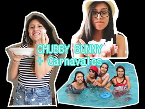 RETO DEL CHUBBY BUNNY + Especial de Carnavales || D'Prisa