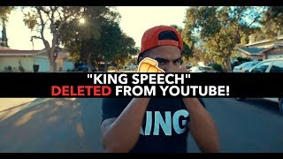 Futuristic King Speech Why It Was Deleted