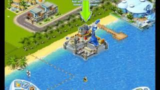 Игра Тропический остров вконтакте