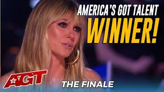 ...AND THE WINNER OF America's Got Talent 2020 IS.... (Top 5 Eliminations)