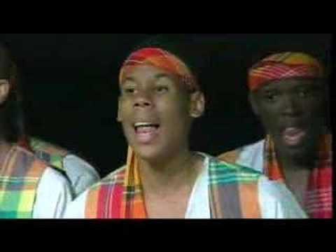 Ti Wé - St Lucia National Youth Choir