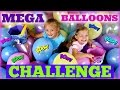 GIANT BALLOONS Surprise Toys Hunt - Shopkins My Little Pony Sofia the First  Palace Pets