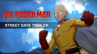 ONE PUNCH MAN: A HERO NOBODY KNOWS - Release Date Announce Trailer