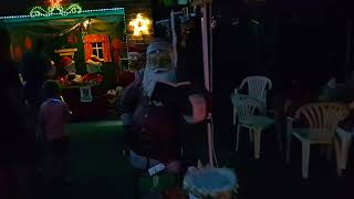 Christmas decoration house in Morayfield 20171216