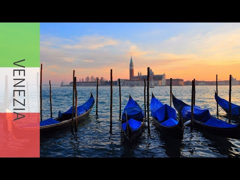 L'INCANTEVOLE MA COSTOSA VENEZIA [Vlog per l'Italia Ep.1]
