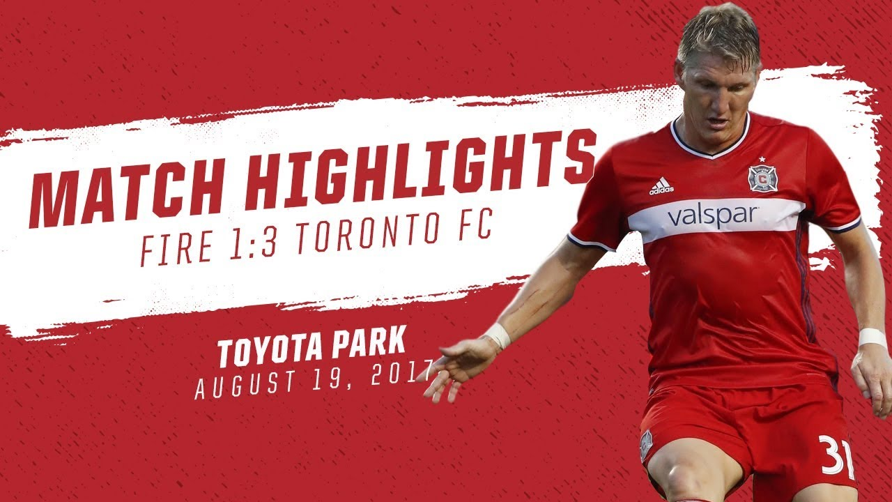 Chicago Fire 1-3 Toronto FC