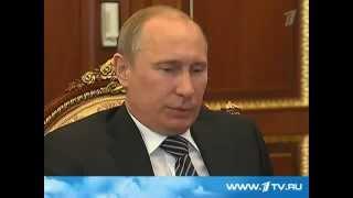 Путин и Медведев еле сдерживаются чтобы не заржать !!!