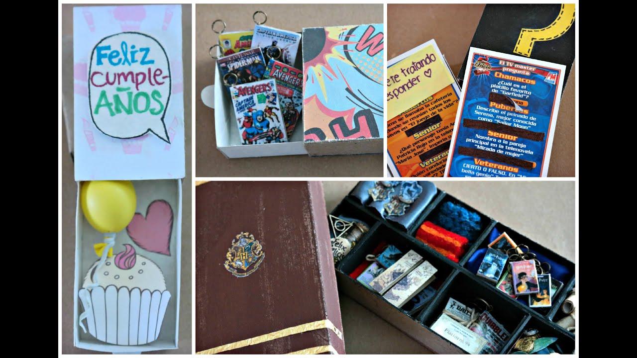 Ideas para regalar sin gastar originales para toda ocasi n - Ideas para un regalo original ...