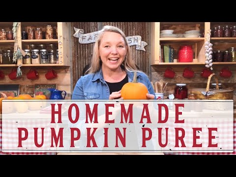 How to Cure Your Pie Pumpkin for Homemade Pumpkin Puree
