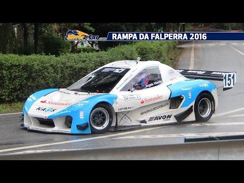 Silver Car - Rampa Internacional da Falperra 2016