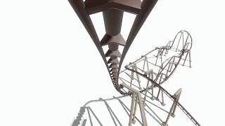 Tayto Park - New for 2021 STC coaster