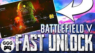 How To Unlock NEW RATBURNER FAST - BF5 Overture Week 2 Reward (Battlefield 5)