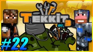 Tekkit Pt.22 |I Like Gold LLC.| Number 22 Yes