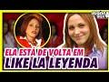 Pilar de Rebelde está de VOLTA! Karla Cossío volta às novelas em Like La Leyenda | por Eugênia Silva