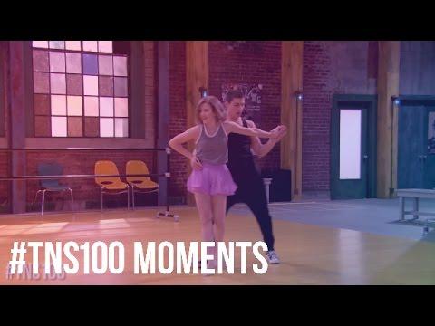 #TNS100 Moments - 26. James & Riley