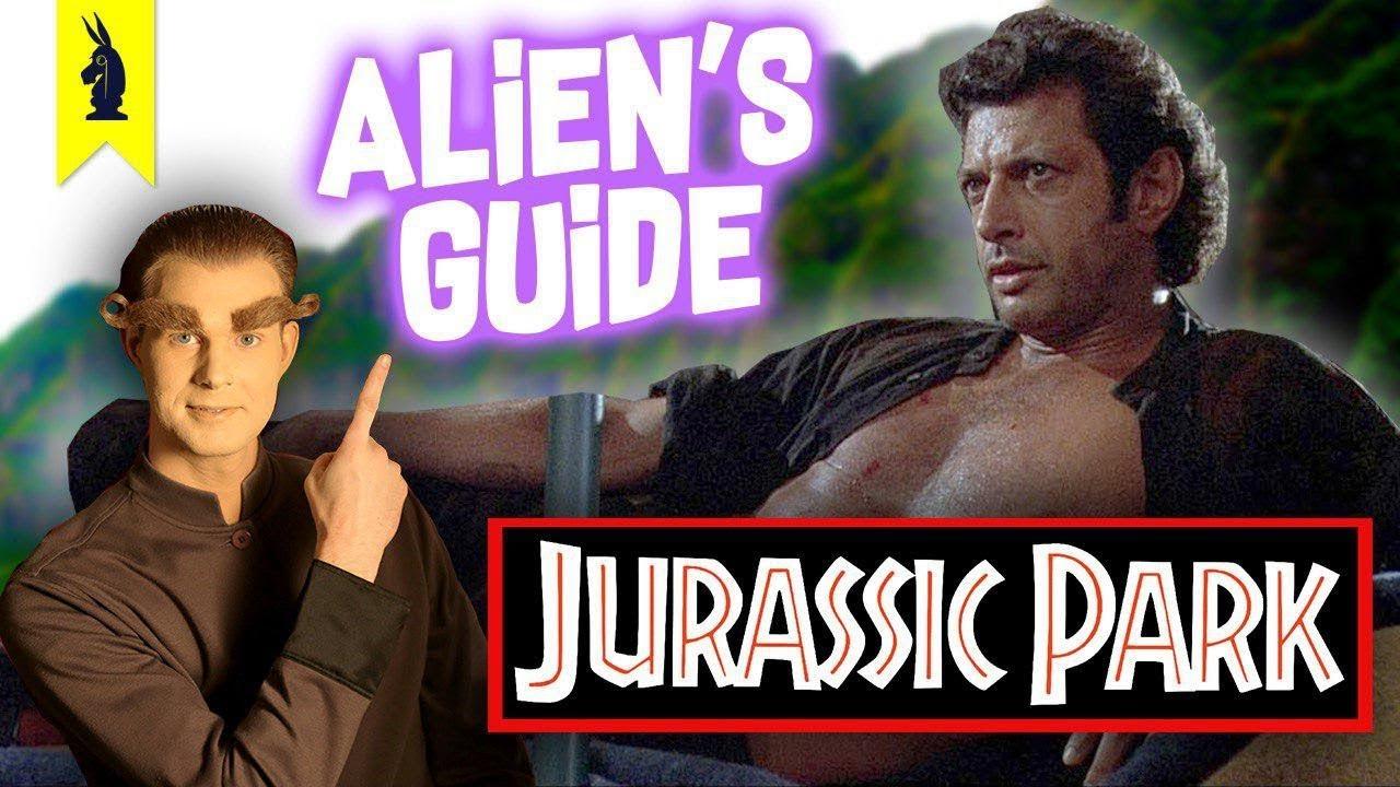 Alien's Guide to JURASSIC PARK [NEW!]