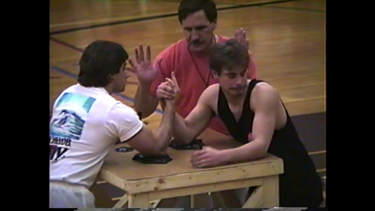 NCCS Arm Wrestling  3-15-90