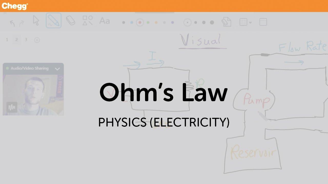 Ohms Law Wiring Diagram Youtube