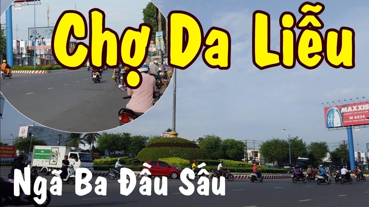 Can Tho Vietnam | CHỢ DA LIỄU | DA LIEU Market | cần thơ ký sự