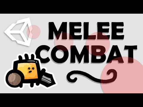 HOW TO MAKE 2D MELEE COMBAT - EASY UNITY TUTORIAL thumbnail