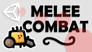 HOW TO MAKE 2D MELEE COMBAT - EASY UNITY TUTORIAL