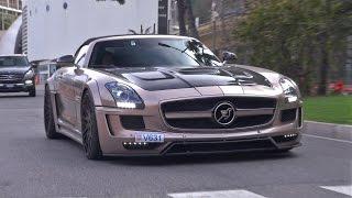 Hamann Hawk 2012 - Mercedes SLS Roadster AMG 2012 Videos