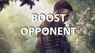 gwent homecoming nilfgaard boost opponent deck calveit gameplay