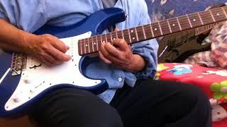 guitar no cha cha cha