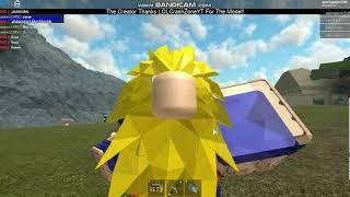 Roblox Exploiting! (r15 Goku!) Veil