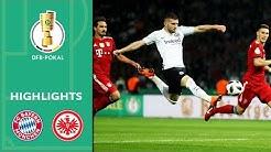 Drama, VAR, Verlängerung | Highlights DFB-Pokalfinale 2017/18 | FC Bayern - Eintracht Frankfurt 1:3
