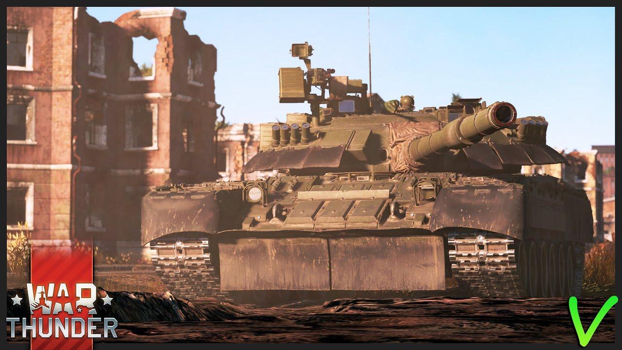 Russia's Strongest, My Worst | T-80U MBT - War Thunder