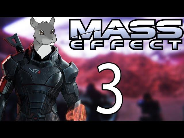 Asteroid X57 Mission - Mass Effect Legendary PC - Mass Effect 1 - Gameplay / Walkthrough - EP 3