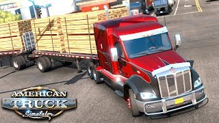 Powrót do USA! - American Truck Simulator | (#25)