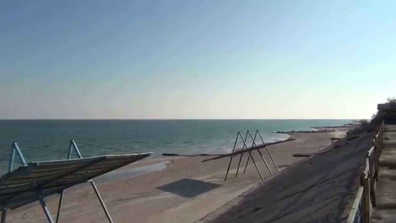 "База отдыха ""Газовик""  пляж и территория"