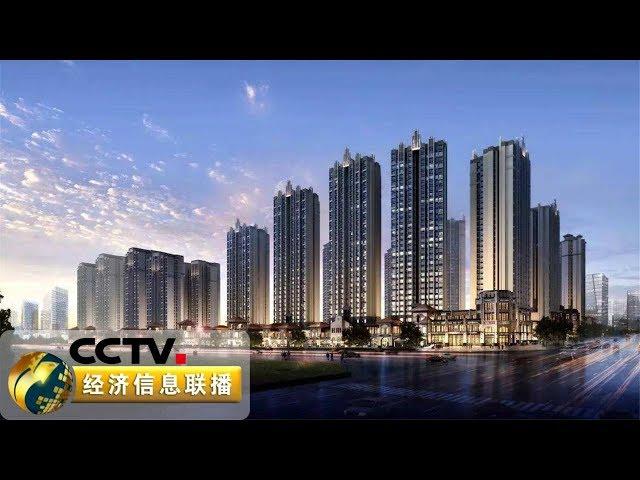 《经济信息联播》 北京房展:开发商卖力营销 买房人淡定观望 20190516   CCTV财经