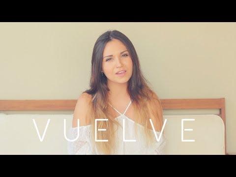 VUELVE - BERET | COVER CAROLINA GARCÍA