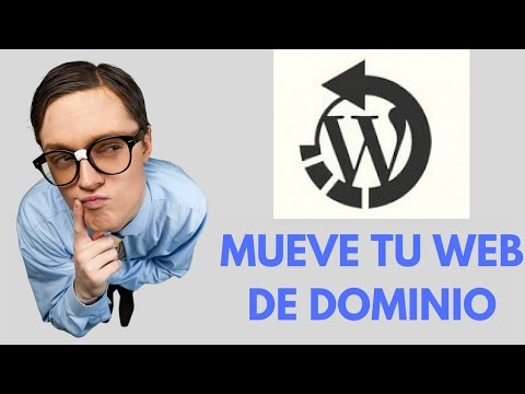 🔴  Mover o restaurar una web de un dominio a otro hecha con WordPress