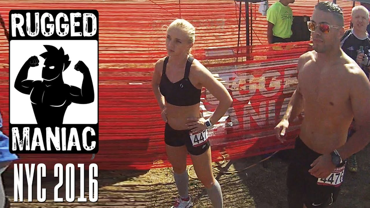 Rugged Maniac 2016 (All Obstacles)