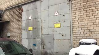 видео аренда грузового гараж