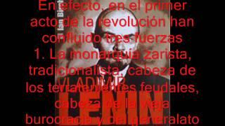 Biografia de Vladimir Ilich Lenin Ulianov