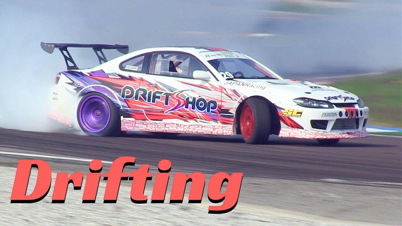 King of Italy Drift Supercup 2017 at Franciacorta Circuit - Massive Drifting, actions & Smoke!