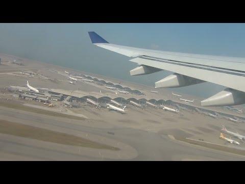 Delta Air Lines A330-200 [N857NW] Takeoff Hong Kong Airport (赤鱲角機場)