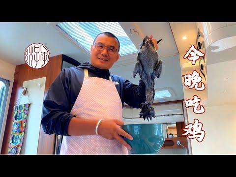 759集:房车旅行到汉中,子游尝尝刘邦吃过的乌鸡,发现它果然与众不同!