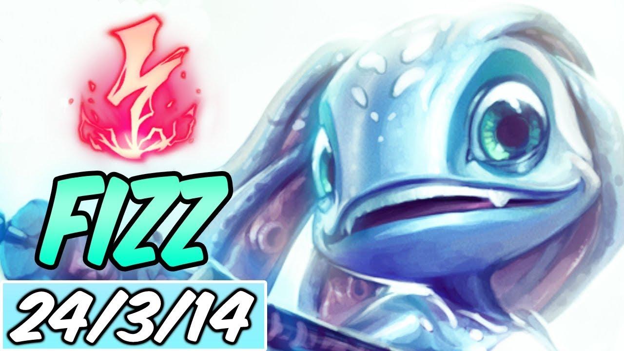 1003 AP FULL BURST FIZZ MID | Build & Runes | League of Legends