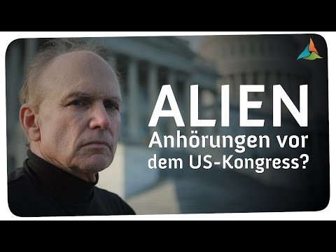 Alien-Anhörungen vor dem US-Kongress - Steve Bassett