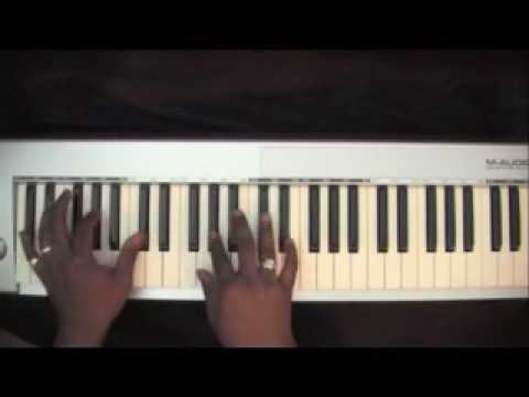 Lord Youre Mighty Youthful Praise Piano Tutorial Youtube
