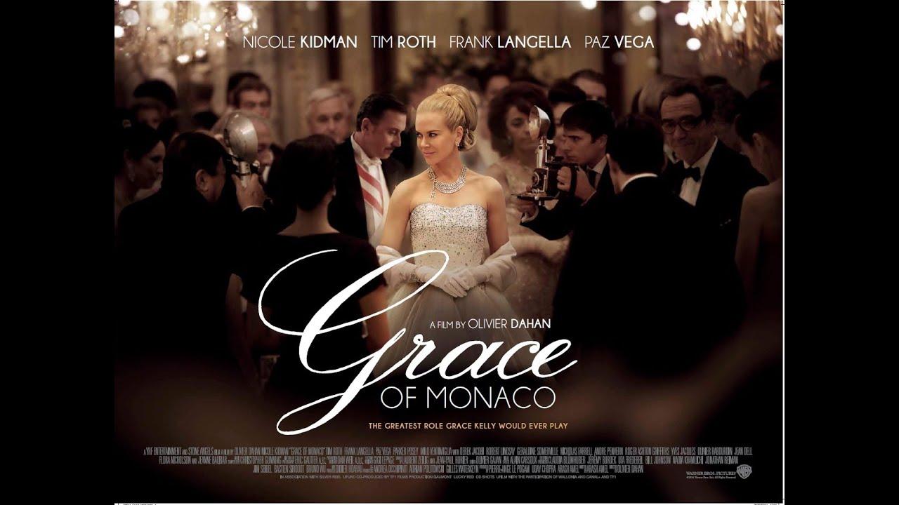 ΓΚΡΕΪΣ ΤΟΥ ΜΟΝΑΚΟ -Grace De Monaco FULL HD   GR SUBS